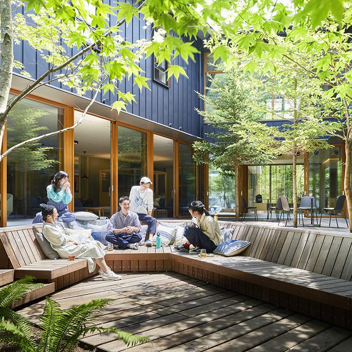 【木のホテル-成功の方程式-】の記事がweb版に載りました。